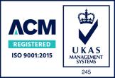 9001 ACM UKAS